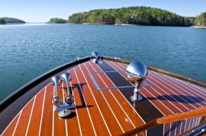 Lake Keowee Boating