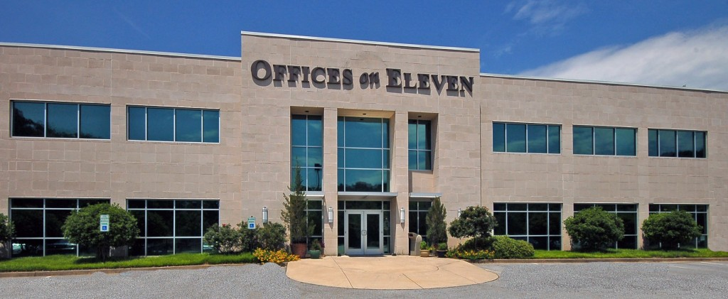 Offices On Eleven, Travelers Rest Offices for Rent