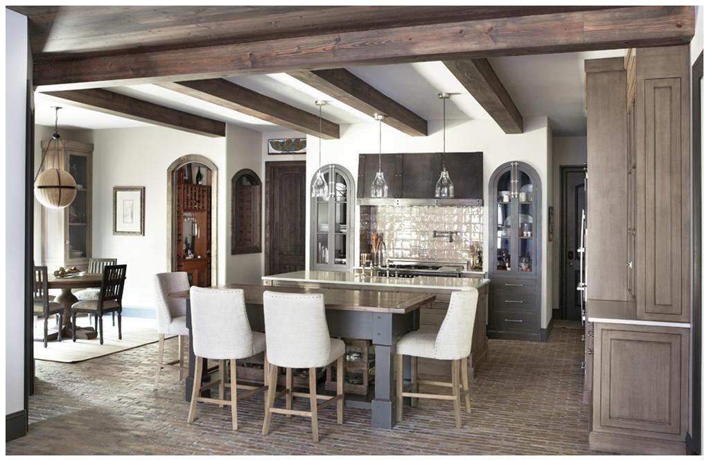 Milestone Custom Homes_ ignature Kitchen
