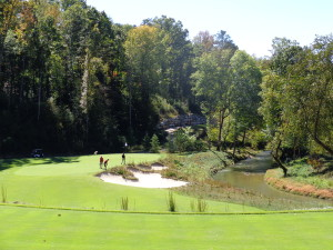 The Cliffs at Mountain Park Golf Course_Hole #7