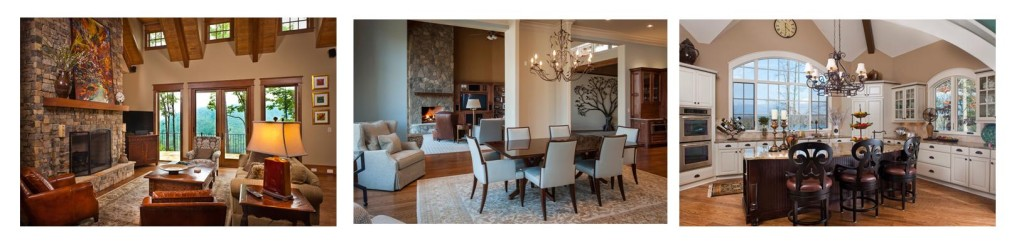Dillard Jones Builders - Featured Interiors