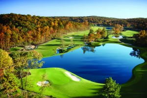 The Cliffs at Keowee Falls Golf Course