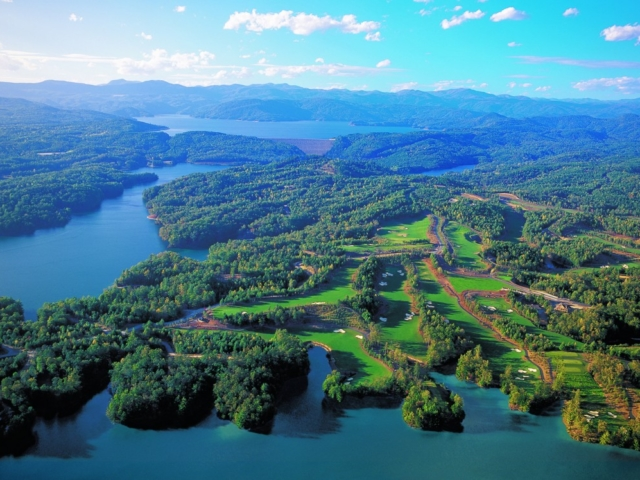 Lots for sale - The Cliffs at Keowee Vineyards